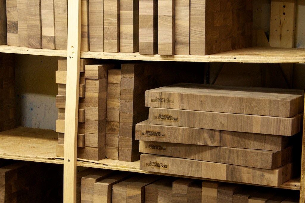For Now Brooklyn Butcher Blocks Makes 12 X18 X2 Cherry And Walnut End Grain Boards Starting 150 Nils Also S 18 X24 275 In